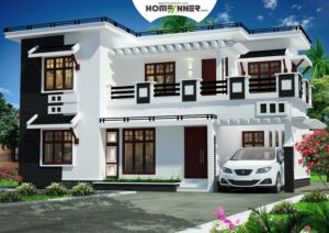 Ajmer 19 Lakh contemporary house floor plans with pictures