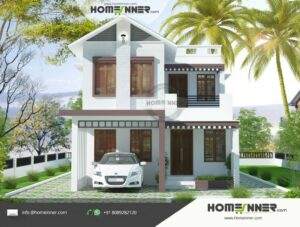 HIND-1084 house plan Rooms Amenities