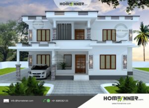 HIND-1096 house plan Rooms Amenities