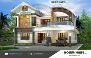 Udalguri 25 Lakh luxury villa house plans