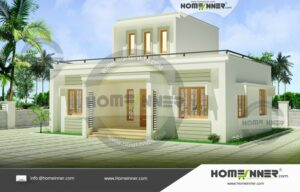 Cuttack 10 Lakh best small house elevation