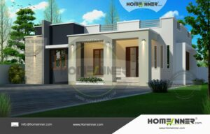 HIND-2054 house plan size