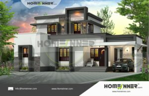 Hoshangabad 14 Lakh simple luxury house plans