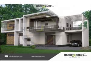 Raichur 12 Lakh beautiful double storey house design