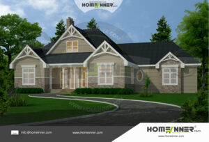 North Dinajpur 20 Lakh small modern house plans