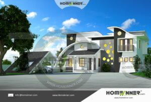 HIND-6062 house plan size