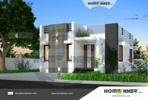 Aligarh 7 Lakh small single story house plans