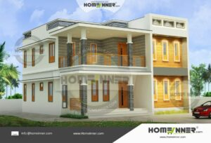 Kapurthala 21 Lakh simple modern house plans