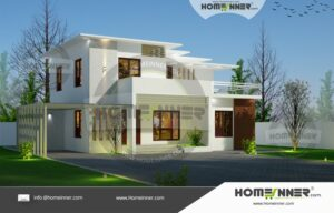 HIND-7005 house plan area