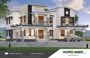 Himachal Pradesh 32 Lakh ultra modern home plans