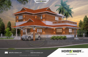 Shimla 20 Lakh traditional style house plans