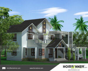 Ashoknagar 23 Lakh home building plans with estimated cost