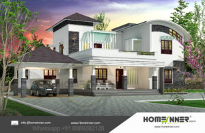 Jammu  30 Lakh new model house design