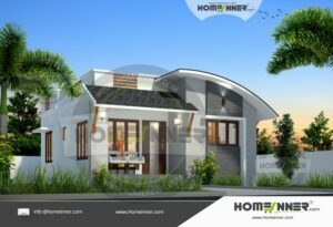 Pune  6 Lakh home design single floor modern
