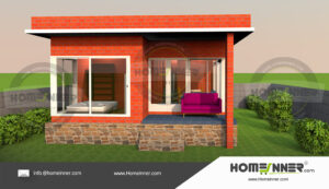 HIND-103606000 house plan Rooms Amenities