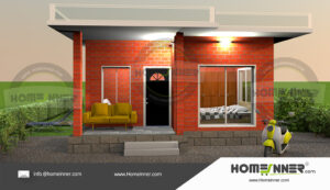 HIND-104998800 house plan Rooms Amenities