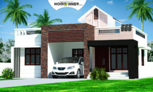 HIND-11054 house plan Rooms Amenities