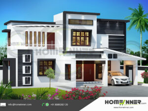 HIND-11057 house plan size
