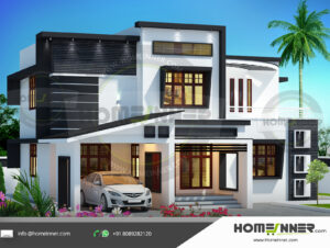 HIND-31057 house plan size