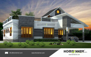 HIND-1069 house plan Rooms Amenities