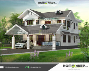HIND-1077 house plan size