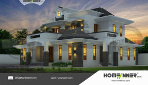HIND-10902 house plan Rooms Amenities