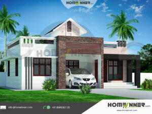 HIND-11054 house plan size