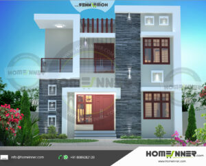 HIND-11059 house plan size