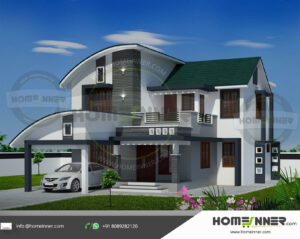 HIND-11071 house plan Rooms Amenities