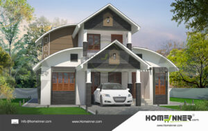 HIND-11081 house plan size