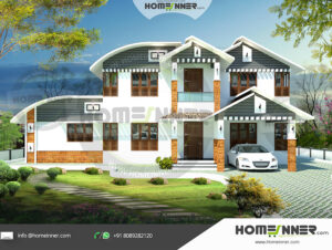 HIND-21007 house plan Rooms Amenities