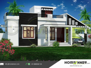 HIND-21055 house plan Rooms Amenities