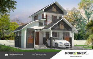 HIND-21081 house plan size