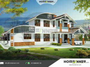 HIND-31007 house plan Rooms Amenities