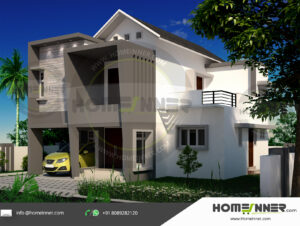 HIND-31036 house plan size