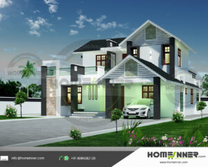 HIND-31068 house plan Rooms Amenities