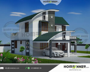 HIND-31071 house plan Rooms Amenities