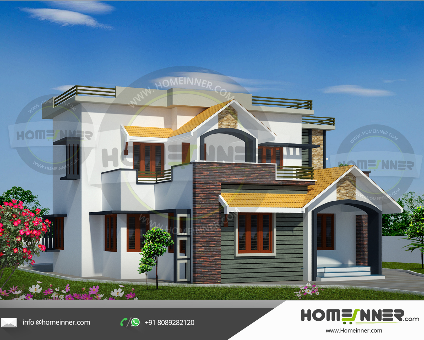 HIND-31075 3D Floor Plan