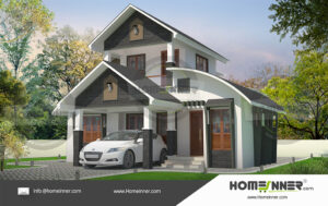 HIND-31081 house plan size