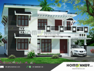 HIND-41053 house plan Rooms Amenities