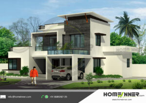 HIND-41072 house plan size