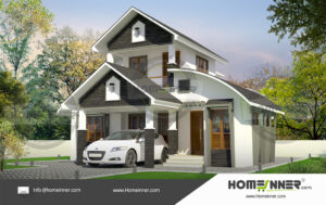 HIND-71081 house plan size